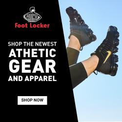Foot Locker Coupons and Promo Codes
