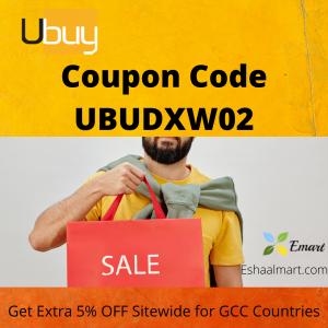 Ubuy Coupon Code