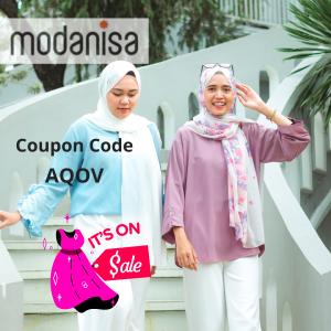 Modansia Coupon Code