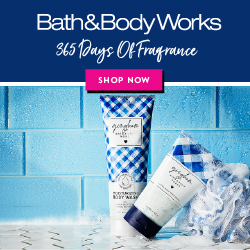 Bath and Body Works Coupon,Promo,Discount Code