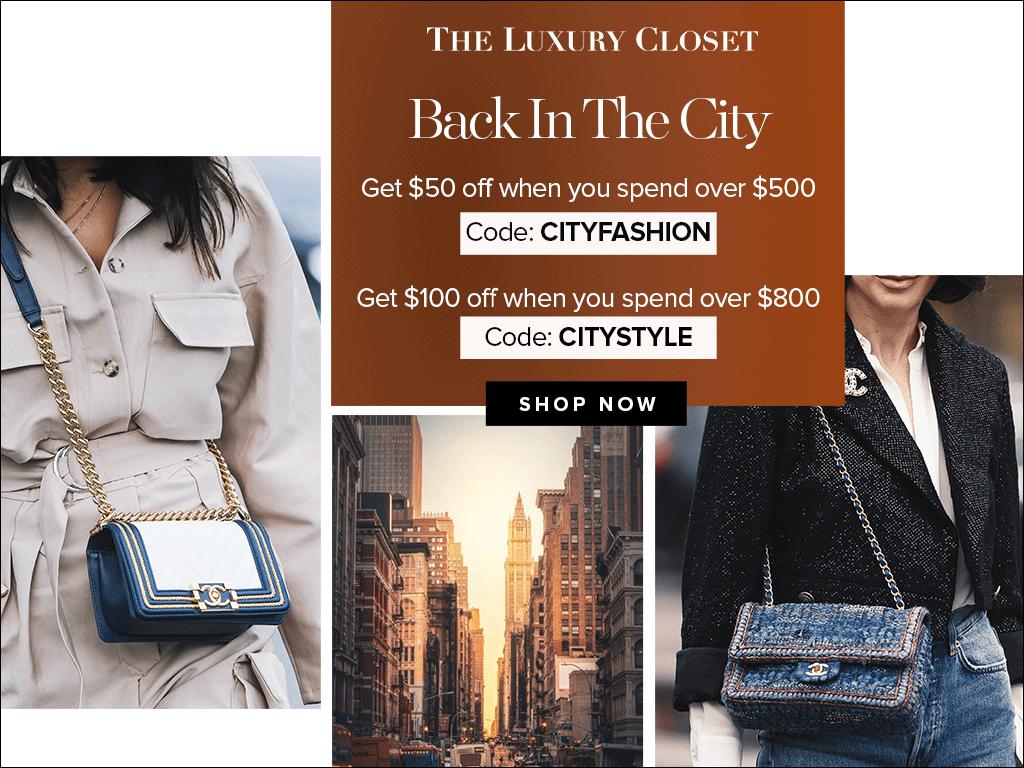 The Luxury Closet Vouchers