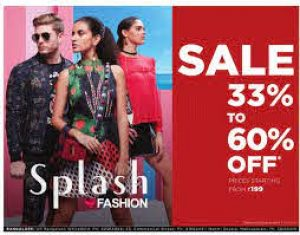 Splash Coupon Code