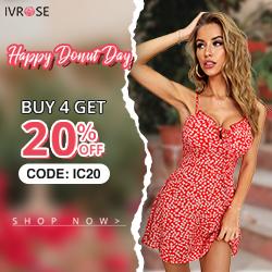 Ivrose Discount Code