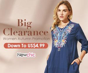 newchic discount code