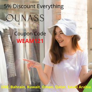 Ounass Discount Code for UAE, Bahrain, Kuwait, Oman, Qatar, Saudi Arabia