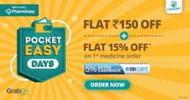 Pharmeasy India Discount code