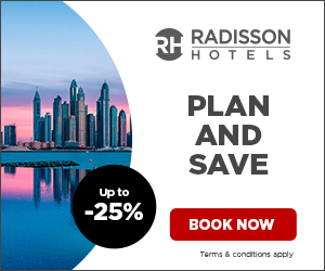 Radisson Discount code