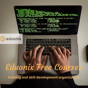 Eduonix Free Courses