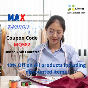 Max Discount Code UAE