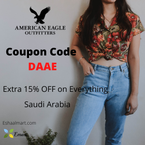 Coupon Code For American Eagle KSA